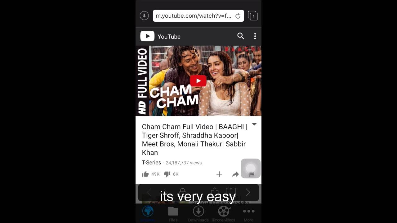 How to download videos on iphone from any website without jailbreak how to download videos on iphone from any website without jailbreak ccuart Images