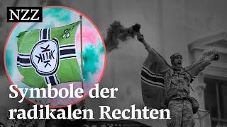 Das sind die Symbole der radikalen Trump-Anhänger | NZZ Erklärt