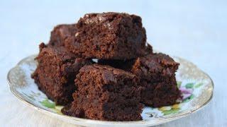 Bridget Makes One-bite Molasses Brownies Using Crosby's Molasses
