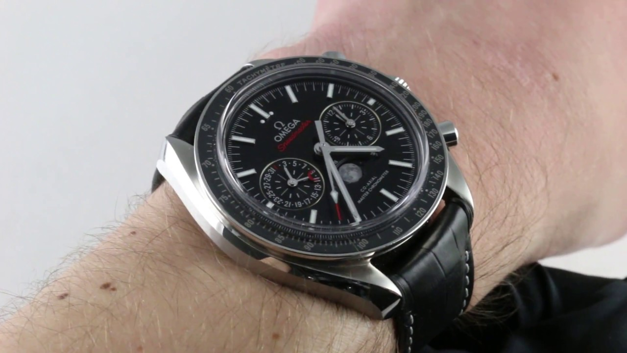 Omega Speedmaster Moonwatch Master Chronograph