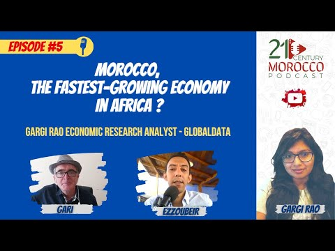 Morocco, the Fastest-Growing Economy in Africa ?