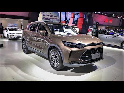 2021 BEIJING—X7 Walkaround—2020 Beijing Motor Show—2021款BEIJING—X7,外观与内饰实拍