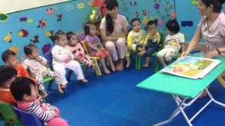 kể truyện quả trứng lớp ong bee mn chị ong nu chiongnau com