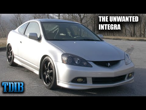 Acura RSX Type S Review:The Integra Nobody Wanted