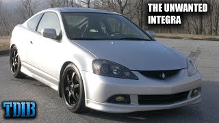 homepage tile video photo for Acura RSX Type S Review:The Integra Nobody Wanted