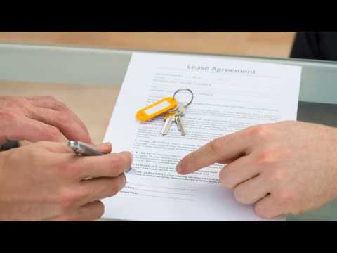 Cosigner Agreement: Landlord Lease Forms