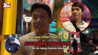 """Review chân thực về Avengers: Endgame: Bộ phim gây """"sỏi thận"""" nhiều nhất lịch sử điện ảnh   YAN News"""