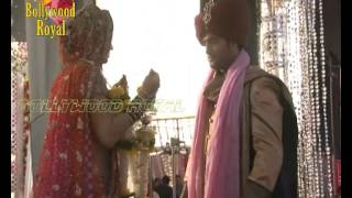 On location of TV Serial ''Madhubala'' Wedding Ceremony of R K & Madhubala Part 1