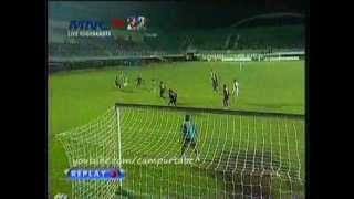 All Goals Persipura vs Santos FC 2-1 Battle Game 3 Oktober 2013
