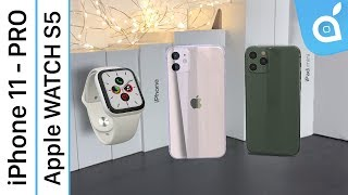 iPhone 11, Apple Watch S5 e tutte le novitá presentate da Apple