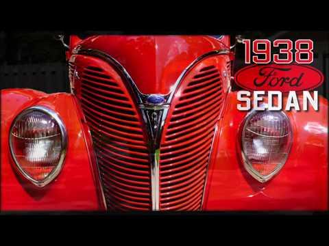 1938 Ford Deluxe Sedan Custom