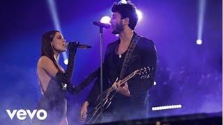 Sebastián Yatra, TINI - Cristina (Live HD - Premios Juventud 2019)
