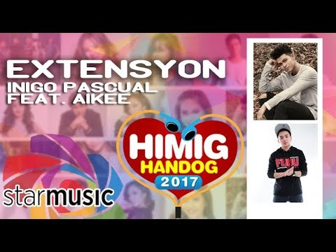 Inigo Pascual - Extensyon feat. Aikee | Himig Handog 2017 (Official Lyric Video)