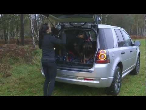 Victoria Pendleton goes Trail Running with new Freelander 2