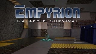 Engaging the Enemy at the Mine — Empyrion: Galactic Survival Gameplay
