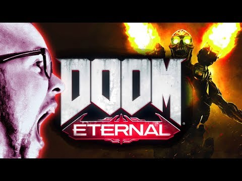 DOOM ETERNAL - E3 2018 Teaser Trailer (REACCIÓN)