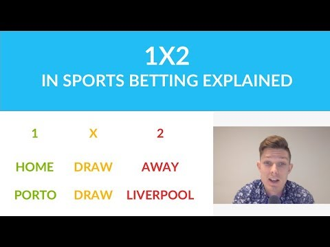 1x2 in Sports Betting Explained - YouTube
