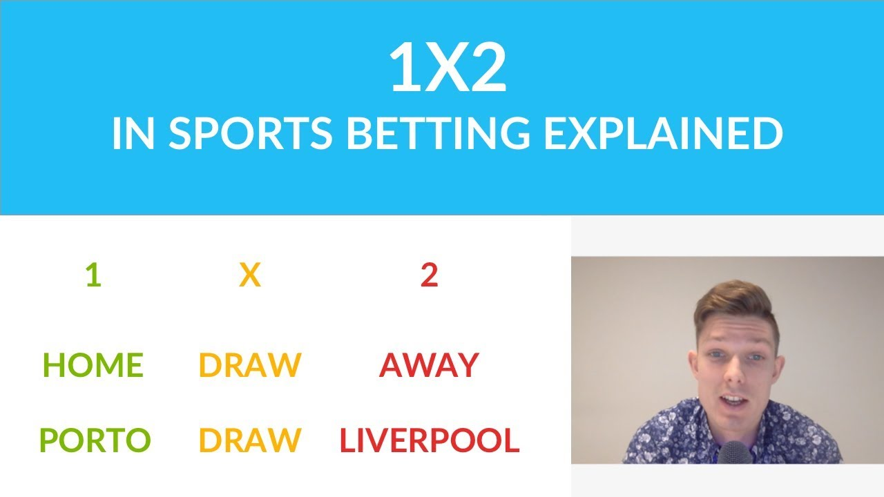 1x2 In Sports Betting Explained