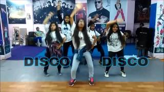 Disco Disco - A Gentleman | Sidharth,Jacqueline | Dance Choreography By D4 Dance Academy
