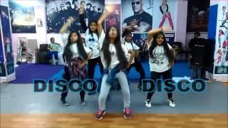 Disco Disco - A Gentleman | Sidharth,Jacqueline | Dance Choreography By D4 Dance Academy