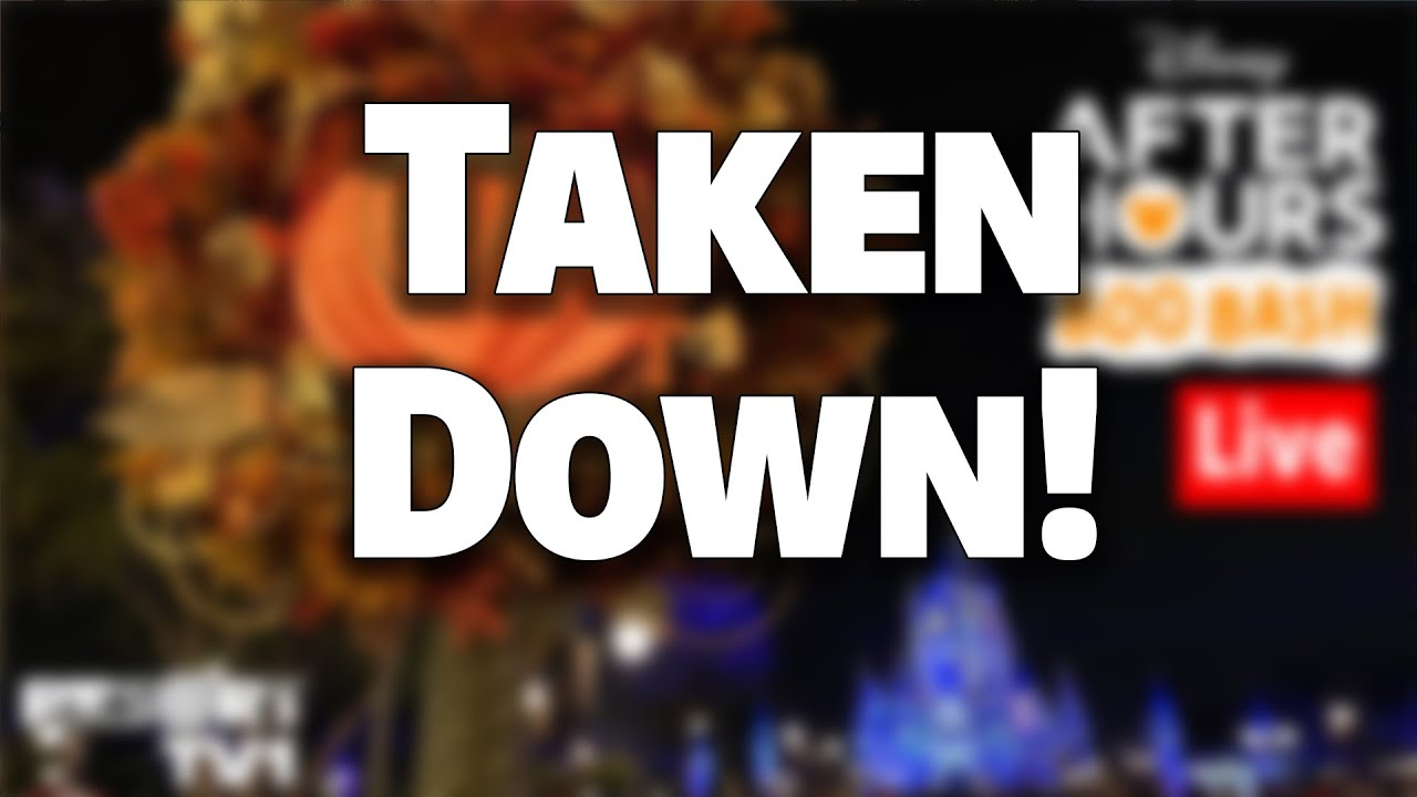 Download Our Stream Got Taken Down!!  What Happened and Why!
