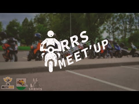 RRS MEET'UP // Scooter's summer meet // Honda Cbr, Aprilia Rs, Yamaha Aerox...