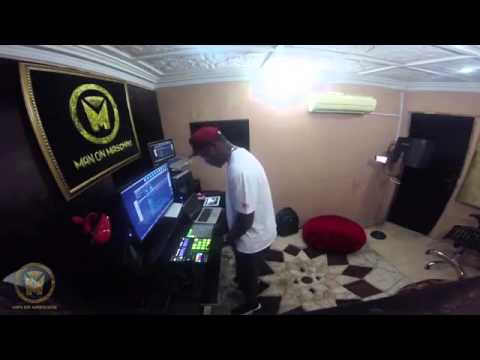 Man On Maschine Olamide Eyan Mayweather Viral video