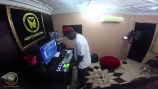 Man On Maschine Olamide Eyan Mayweather Viral video