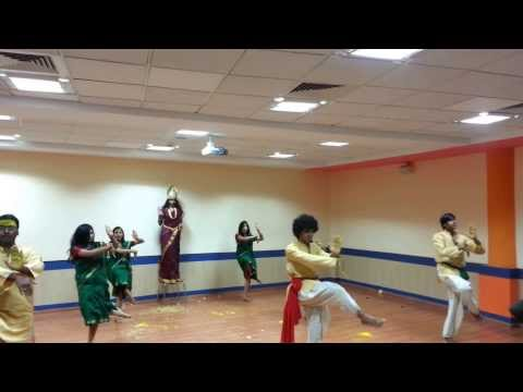 Yella neene thayi - Permormed at Wipro by Gang of Chulbul Pandey!!! :)