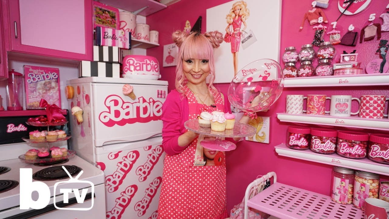 Welcome To My Real Barbie Dream House Youtube