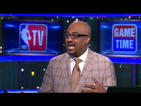How Will Carmelo Anthony Fit With Russell Westbrook & Paul George - GameTime - 2017 NBA Free Agency