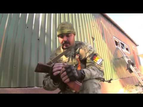 Донецк бои за аэропорт штурм ополченцами ДНР спарта ВОЙНА