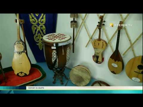 History in Crafts №12 (24.06.2017) – Kazakh TV
