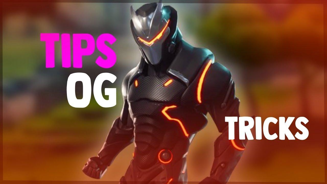 Tips og Tricks #5 (Dansk Fortnite)