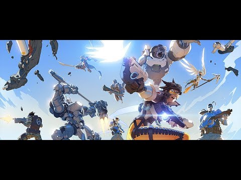 【MAD】Overwatch X Two Steps From Hell - Victory