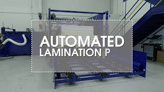 Automated Lamination System: Laminate and Trim Mattress Manufacturing