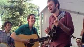 Punch Brothers - Sitting on Top of The World at Telluride