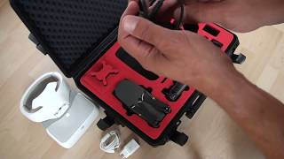DJI Mavic Goggles Professional Carrying Case - Goggles Transport Koffer von MC-CASES