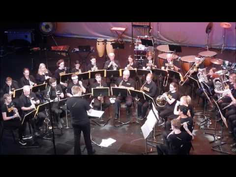 Capital City Wind Band Whangarei 2017 Somewhere Out There