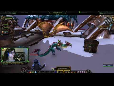 Surprise Time-Lost Proto-Drake (With Ratcam!)