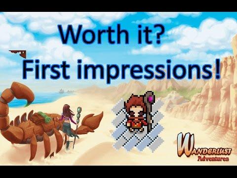 Worth it? Wanderlust Adventures[Steam Release]: First Impressions HD