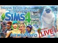 THE SIMS 4 NEWS & INFO IN LIVE! NUOVA PATCH E RUMORS!