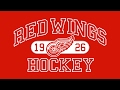 (EPISODE 843) TTM SUCCESS: DETROIT RED WINGS CURRENT ROSTER (1/1) INSANE  MOJO 12-1-2015
