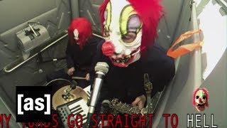 "Clown Core ""Hell"" | adult swim"