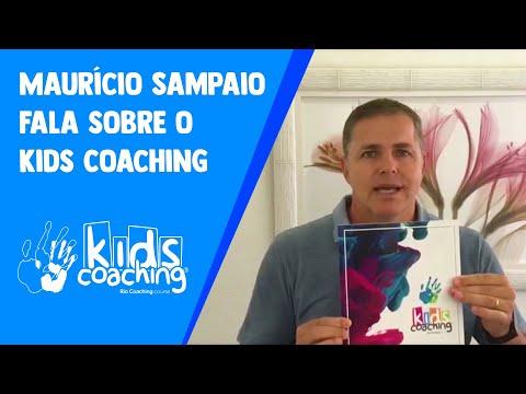 Maurício Sampaio fala sobre o Kids Coaching.
