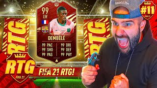OMG!! 30-0 WITH THE RTG GOATS?? FIFA 21 RTG #11