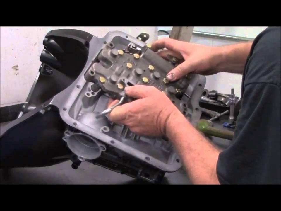 fti valve body installation how to youtube Powerglide Valve Body Parts Breakdown fti valve body installation how to