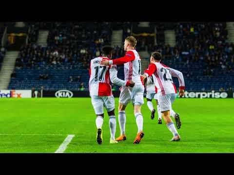Zo klonk FC Porto-Feyenoord (3-2) op Radio Rijnmond