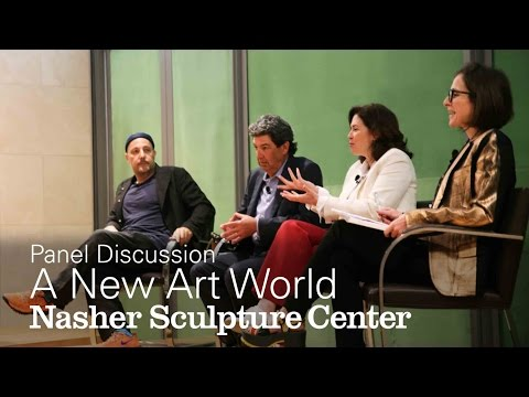 The New Art World: Amy Cappellazzo, Paul Schimmel, Stefan Simchowitz & Sarah Thornton