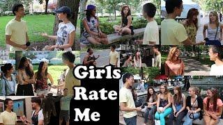 Asking Girls (And Guys) To Rate Me - Jerry Liu (Philadelphia)